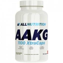 AAKG 1100 XtraCaps 120 caps - Allnutrition