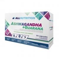 Ashwagandha plus Guarana 30 κάψουλες - AllNutrition / Ανοσοποιητικό - Αγιουβέρδα