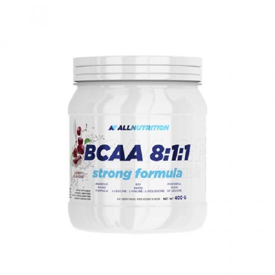 Bcaa 8:1:1 Strong Formula 400γρ - Allnutrition