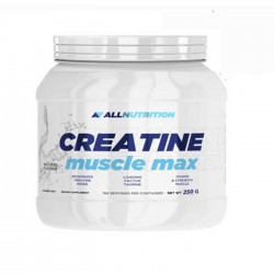 Creatine Muscle Max 250g - All Nutrition