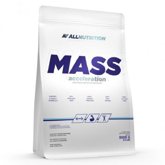Mass Acceleration 3000γρ - Allnutrition / Πρωτεΐνη Όγκου