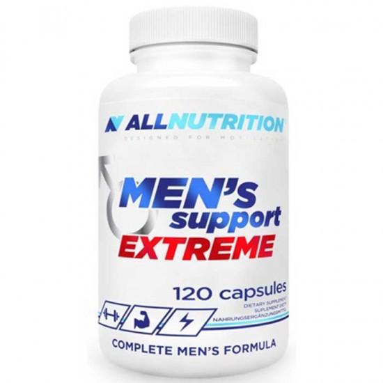 Men's Support Extreme 120 caps - AllNutrition / Ενίσχυση Φυσικής Τεστοστερόνης