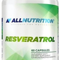 Resveratrol 60 κάψουλες - Allnutrition / Καρδιαγγειακή Υποστήριξη