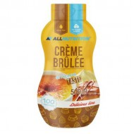 Sweet Sauce Creme Brulee 500 ml - Allnutrition