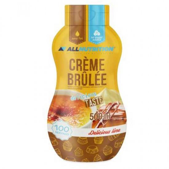 Sweet Sauce Creme Brulee 500 ml - Allnutrition