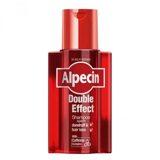 Alpecin Double Effect Shampoo 200ml  / κατά της τριχόπτωσης και της πιτυρίδας