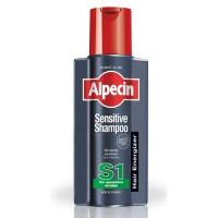 Alpecin S1 Sensitive Shampoo 250ml - Σαμπουάν για ευαίσθητο τριχωτό κεφαλής