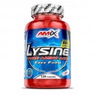L-Lysine 600mg 120 caps - Amix