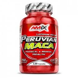 Peruvian Maca 120 caps - Amix