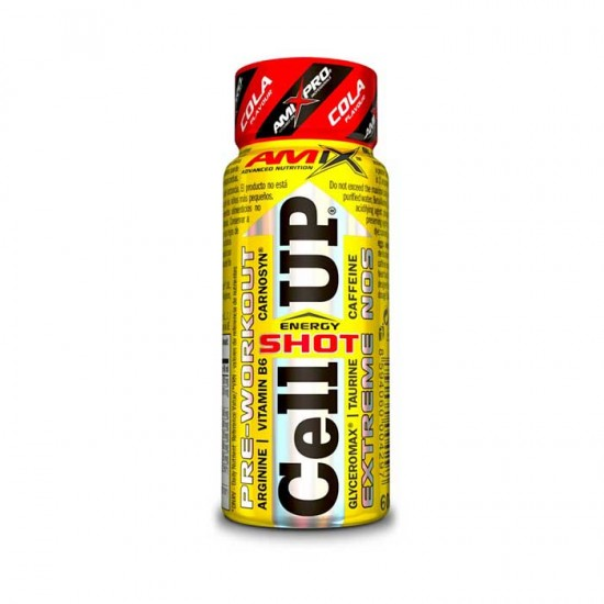 Pro Cell Up Shot 60ml - Amix / Προεξασκητικό - Preworkout