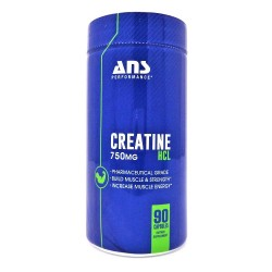 Creatine HCL 750mg 90caps - ANS