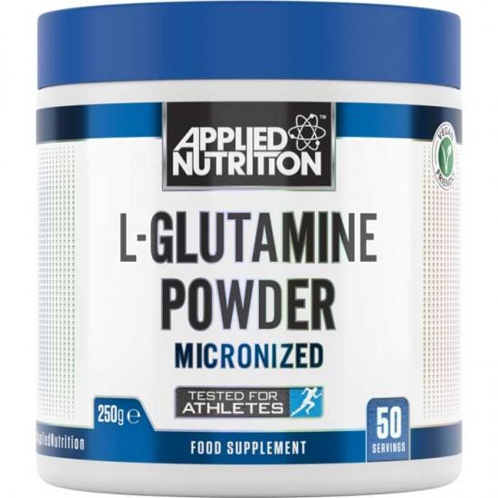 L-Glutamine Powder Micronized 250g - Applied Nutrition