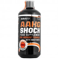 AAKG Shock Extreme 1000ml - BioTech USA