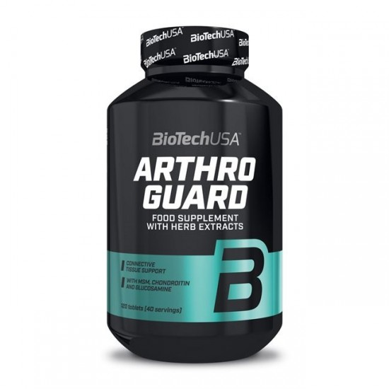 Arthro Guard - 120 ταμπλέτες - Biotech - Αρθρώσεις