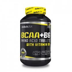 BCAA+B6 1000 200 tabs - BioTech USA