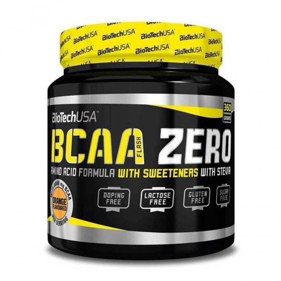 BCAA Flash ZERO 360g - BioTech USA / bcaa 2:1:1