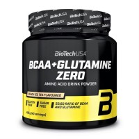 BCAA + Glutamine Zero 480 gr - Biotech USA