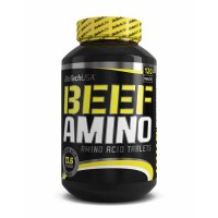 Beef Amino 120 tabs - BioTech USA / Αμινοξέα Βοδινού