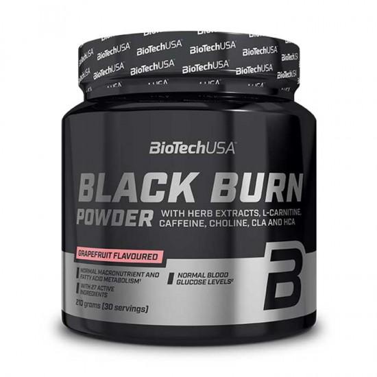 Black Burn 210g - Biotech USA