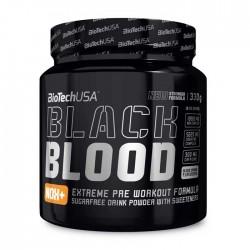 Black Blood CAF+ 300g - BioTech USA / Pre-workout