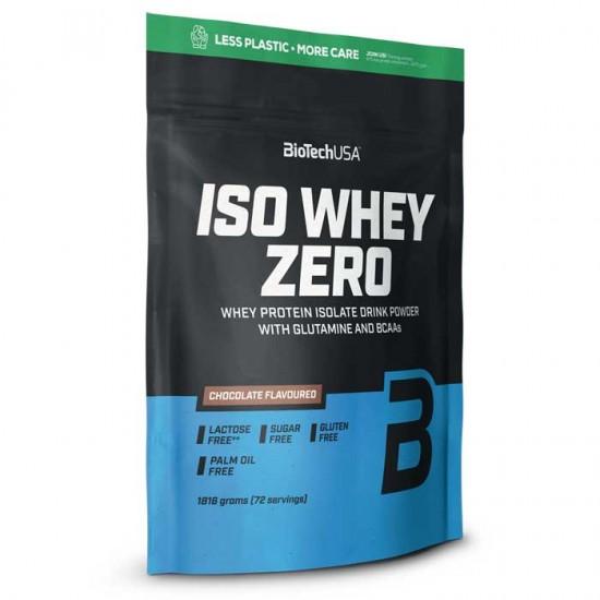 Iso Whey Zero bag 1816gr - Biotech USA