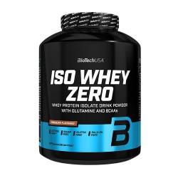 Iso Whey Zero Lactose Free 2270gr - Biotech USA