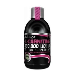 L-carnitine 100.000 500ml - BioTech USA