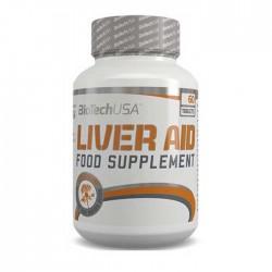 Liver Aid 60 tabs - Biotech USA