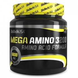 Mega Amino 3200 - 300 ταμπλέτες Biotech / Αμινοξέα