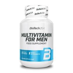 Multivitamin for Men 60 tabs - BioTech USA