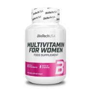 Multivitamin for Women 60 tabs - BioTech USA
