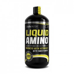 Nitron Liquid Amino 1000ml - Biotech USA