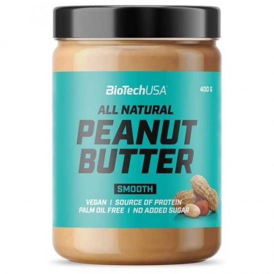 Peanut Butter 400g - Biotech USA