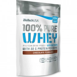 100% Pure Whey 454gr - Biotech USA
