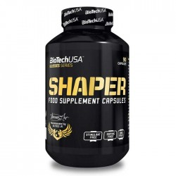 Ulisses Shaper 90 caps - BioTech USA