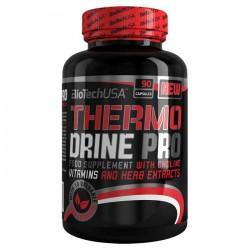 Thermo Drine PRO 90 κάψουλες - Biotech USA