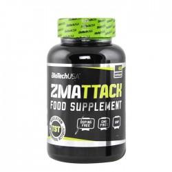 ZMAttack 60 κάψουλες - Biotech USA