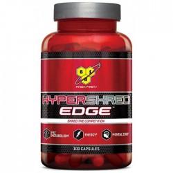 Hypershred Edge 100 κάψουλες - BSN / Θερμογεννετικοί Λιποδιαλύτες