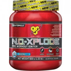 No Xplode 3.0 600g - BSN
