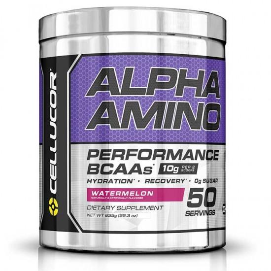 Alpha Amino 50 servings - Cellucor / Performance BCAA