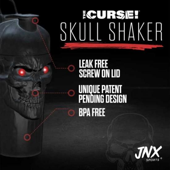 The Curse Skull Shaker 700 ml - JNX Sports