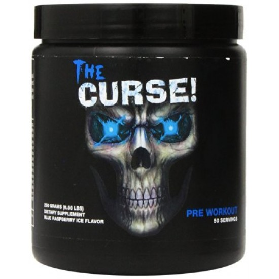 The Curse 250γρ - JNX Sports / Ειδικό Προϊόν