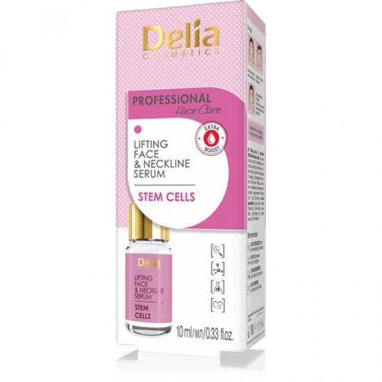 Lifting serum with stem cells 10ml / Βλαστοκυτταρα - Delia Cosmetics