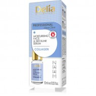 Moisturizing serum with collagen 10ml - Delia