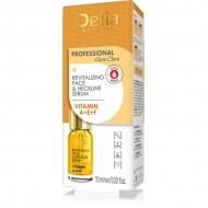 Revitalizing serum with vitamins A+ E+ F 10ml - Delia