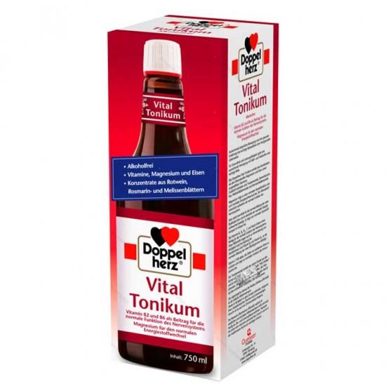 Vital Tonikum 750ml  - Doppelherz / Φυτικό Τονωτικό