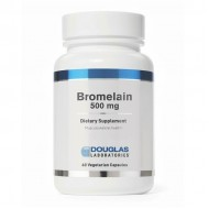 Bromelain 500mg 60Vcaps -  Douglas Laboratories
