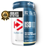 ISO-100 900 grams - Dymatize / Υδρολυμένη Isolate Πρωτεϊνη