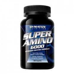 Super Amino 6000 180caps - Dymatize / Αμινοξέα