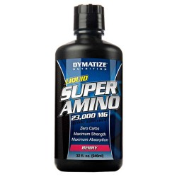 Super Amino 23.000 mg Liquid 946 ml - Dymatize / Υγρά Αμινοξέα
